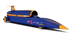 INTELLIGENT LIFE MAGAZINE - WINTER 2010 Bloodhound SSC (superfast car) 10321261